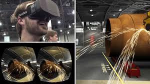 Manufacturing Experience Resume Industrial U0026 Manufacturing Trade Show Oculus Rift Experience