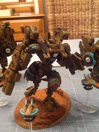 coolest tau color schemes warhammer 40k fantasy