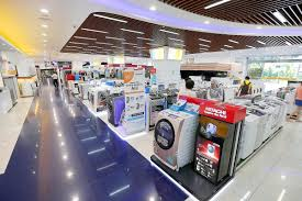 check out gain city megastore has over 100 000sqf of retail space