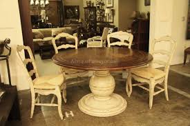 kitchen amazing french country dinner table farmhouse style
