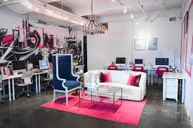 New York Home Design Magazines Inside Nylon Magazine U0027s New York City Offices Officelovin U0027