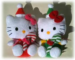 Hello Kitty Hanging Decorations 8 Hello Kitty Christmas Decorations Gadgether