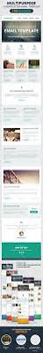 portifolio e newsletter template newsletter templates social
