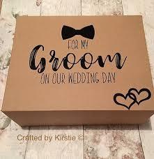wedding gift to husband groom box groom gift box groom gift husband to be gift box