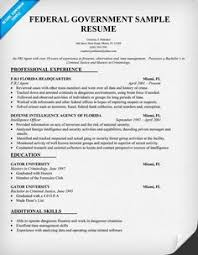 federal government resume template federal resume sles resume for a career change sle