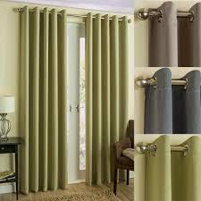 Grey Herringbone Curtains Byron Herringbone Thermal Blockout Eyelet Curtains Grey Living