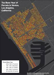 Parcel Map Los Angeles County by Blog How Would Venice Secession Affect The Los Angeles Property