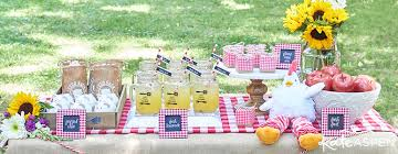 themed baby shower baby q bbq baby shower favors and decor kate aspen