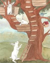 rabbit treehouse 27 best the great rabbit images on rabbit