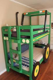 John Deere Tractor Bunk Bed 117 Best Kids Bedroom Images On Pinterest