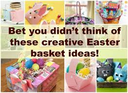 Decorate Easter Basket Ideas by How To Make Creative Diy Easter Basketsbeau Coup Blog