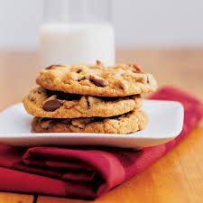 thanksgiving chocolate chip cookies thick chewy chocolate chip cookies recipe myrecipes