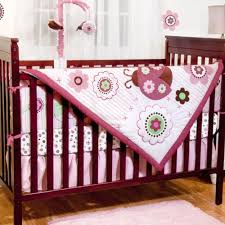 Ladybug Crib Bedding Set Ladybug Baby Bedding