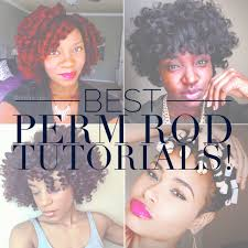 perm rods on medium natural hair best perm rods tutorials on natural hair textured talk