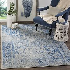 Rug 12 X 14 Amazon Com Safavieh Adirondack Collection Adr109a Grey And Blue