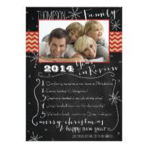 year in review christmas card year in review cards greeting photo cards zazzle