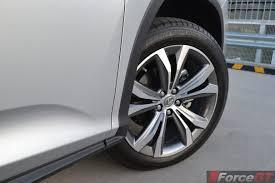 lexus rx vs toyota fortuner 2016 lexus rx 20 inch wheels forcegt com