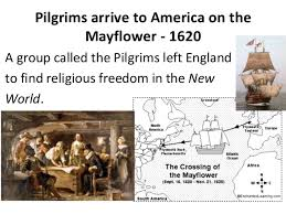 story of pilgrims and thanksgiving it all