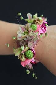 wrist corsages for prom 55 prom wrist corsage bracelet wrist corsage wristlet prom