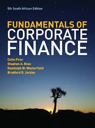 the fundamentals of corporate finance south african edition