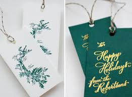 diy tutorial festive wrapping with holiday gift tags diy