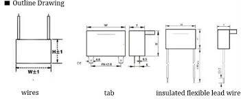 cbb61 1 5uf ac motor capacitor electric fan capacitor 440 vac