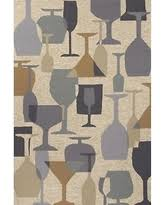 great deal on juniper home everly medallion gray white area rug