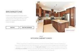 Rebuilding Kitchen Cabinets Ecommerce Website Kitchen Cabinet Kings Clemson Web Design