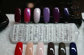 gel nail colors opi nails art ideas