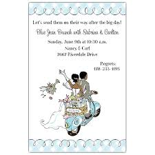 wedding brunch invitation hit the road american wedding brunch invitations paperstyle