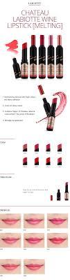 chateau labiotte wine lipstick cr02 labiotte chateau labiotte wine lipstick melting cr02 riesling