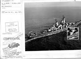 Bathtub Battleship Rare Photo Found Of Elevator Added To Battleship Iowa For Fdr La