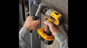 dewalt dcd950kx 18 volt xrp 1 2 inch drill driver hammerdrill kit