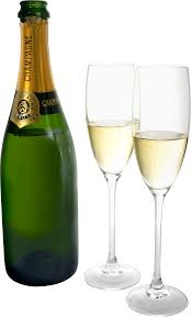 champagne glasses clipart champagne bottle clipart 36