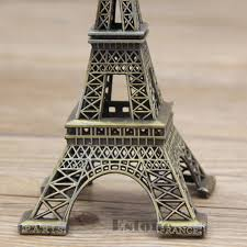 Eiffel Tower Decorations Online Shop Home Decor 15cm Retro Alloy Bronze Tone Paris Eiffel