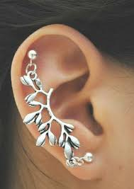 best earrings for cartilage cartilage earrings 19 styles you should consider cartilage earrings