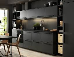 Ikea Black Kitchen Cabinets Kitchen Cabinet The Exemplary Cabinets Ikea Exles