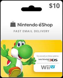 nintendo eshop gift card 10 nintendo gift card nintendo eshop gift card email delivery