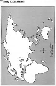 Blank Map Of Continents And Oceans Worksheet by World History I Map Page