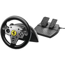 challenge ps3 thrustmaster challenge wheel for ps3 and pc amazon ca