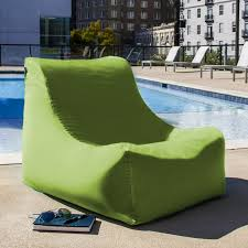 Patio Lounge Chairs Jaxx Ponce Outdoor Patio Lounge Chair Reviews Wayfair