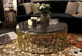Center Table Design Pictures by Mecca Brass Coffee Table Modern Design By Brabbu