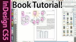 in design advanced indesign book tutorial part 13