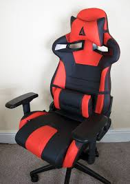 Comfy Gaming Chairs Vertagear Sl4000 Gaming Chair Review Play3r Page 3