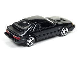 64 Mustang Black 1 64 Auto World Deluxe 2017 Release 1 U2013 Set B Round2
