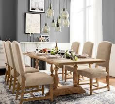 pottery barn dining room tables parkmore extending dining table pottery barn