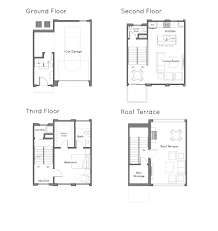 Attic Floor Plans by Floor Plans Unit 5 Staccato 7