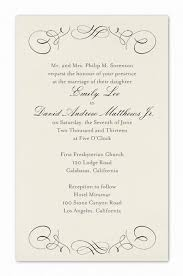 how to write a wedding invitation top collection of formal wedding invitation wording in usa 1629