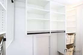 diy closet systems diy closet system reveal i m in love designertrapped com