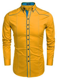 top 10 fashionable yellow shirts for men and women styles at life